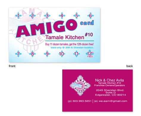 tamale kitchen branding logo design