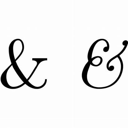 Ampersand Clip Written Clipart Cliparts Place English