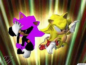 super sonic and super scourge by sonic4colors on DeviantArt