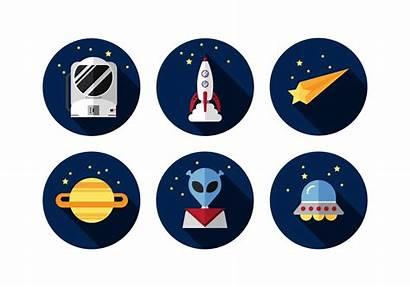 Outer Space Clipart Weltraum Kostenlos Vecteezy Vektor