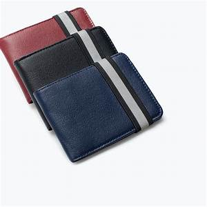 Zara Wallet With Elastic Band In Red For Men Lyst