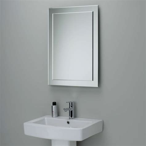 john lewis duo wall bathroom mirror   cm  john lewis
