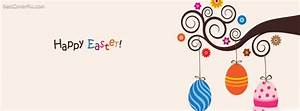Happy Easter Facebook Cover Photo