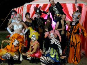 circus tent rental circus theme and props rick herns productions