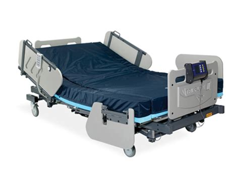 king size mattress bariatric hospital bed totalcare bariatric plus hill rom