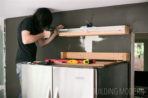 diy kitchen cabinets less than 250 dio home improvements diy refrigerator cabinet do it your self