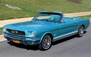 1966 Ford Mustang   1966 Ford Mustang Convertible for sale   Flemings Ultimate Garage Classic ...