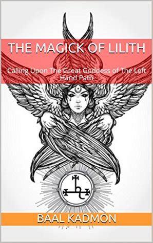magick  lilith calling   great goddess