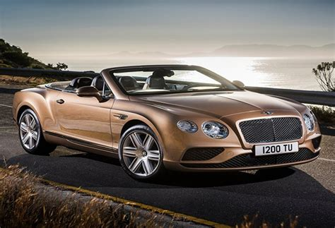 Bentley Continental Gtc V8 Rental