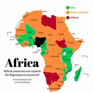 Going to Africa... African Countries