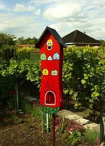 Nistkasten Bauen Kinder : pin von yvonne sch ttoff auf vogelhaus bird houses fairy houses und birds ~ Orissabook.com Haus und Dekorationen