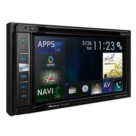 In-dash Navigation Av Receiver With