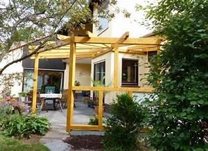 Sonnenschutz Terrassenüberdachung Selber Bauen : terrassenueberdachung selber bauen mit glasdach ~ Sanjose-hotels-ca.com Haus und Dekorationen