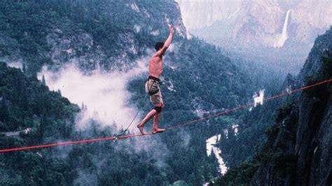 Climber Dean Potter Friend Tried Clear Notch