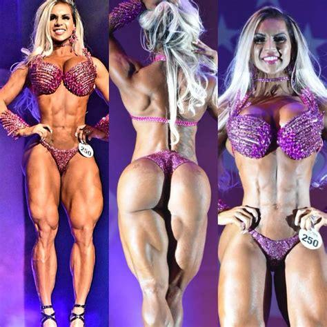suelen bissolati muscle fitness muscular women fbb muscle