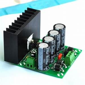 Mono 25w Audio Amplifier Module Board  Based On Lm1875