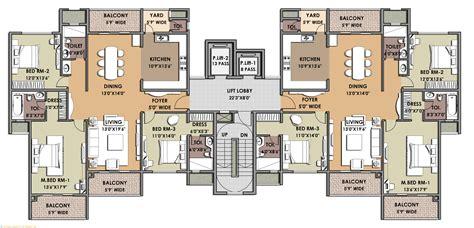 architecture floor plan apartments architecture excellent 2 typical luxury