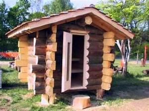 Gartenhaus Mit Schuppen : gartenhaus mit schuppen ein camping erlebnis mal ~ Michelbontemps.com Haus und Dekorationen