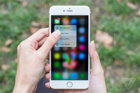 iphone 6s review the verge