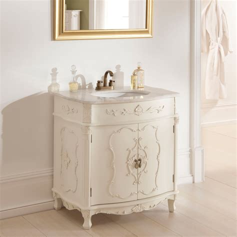 antique french vanity unit french bathroom furniture