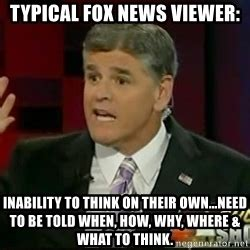 Sean Hannity Meme - sean hannity meme generator