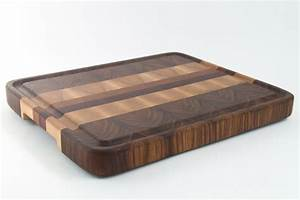 Handcrafted Wood Cutting Boards - End Grain