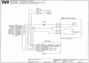 Rear Fog Light Wiring Diagram
