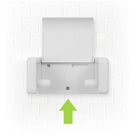 Product Of The Week Easy Load Toilet Paper Holder by Ez Load Toilet Paper Holder Home Garden Bathroom