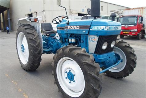 Used Ford 4610 Tractors For Sale  Cjc 57577 Car