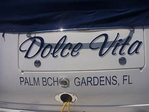 boat lettering do it yourself vinyl lettering boat With do it yourself vehicle lettering
