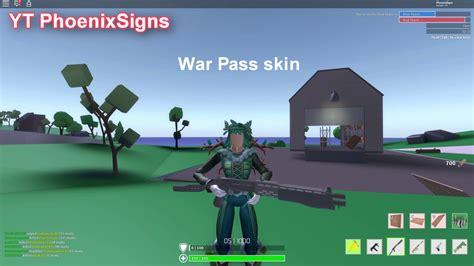 strucid war pass preview youtube