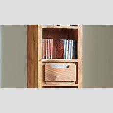 Atemberaubend Cd Regal Holz Massiv Beste Vision 2835
