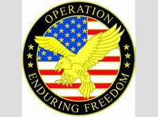Operation Enduring Freedom Pin Operation Iraqi and