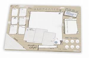Schreibtischunterlage Mit Foto : schreibtischunterlage aus papier denkzettel a3 25 bl zum abrei en wochenplaner als ~ Sanjose-hotels-ca.com Haus und Dekorationen