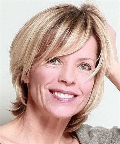 20 Layered Hairstyles For Women Over 50 Feed Inspiration