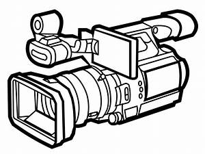 Video Surveillance Camera Clipart | Clipart Panda - Free ...