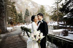 19 snowy wedding photos that will warm you from the inside With essence wedding photography