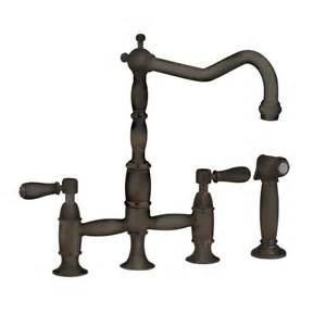 elkay faucets kitchen faucet 4233 721 068 in blackened bronze by american
