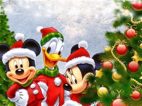 disney donald duck mickey  minnie mouse christmas tree