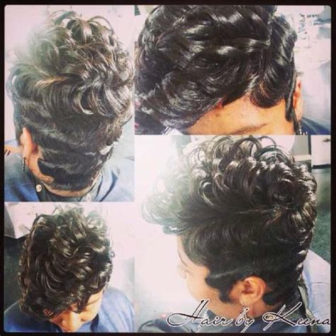 Finger Waves For Black Hairstyles by Look Finger Waves Are A Come Back