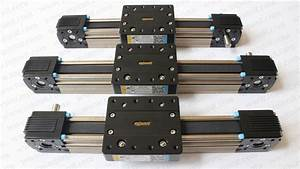 Guide Rail   For Medical 12v Electric Heavy Duty Flanged
