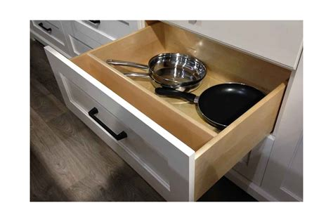 drawer pots pans lauriermax