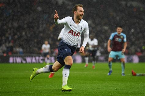 Tottenham vs Burnley LIVE: As it happened at Wembley ...