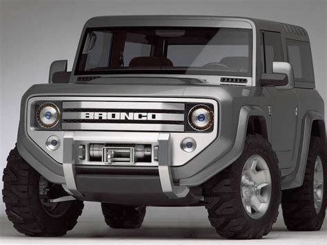 New Ford Bronco Reportedly Being Developed In Australia