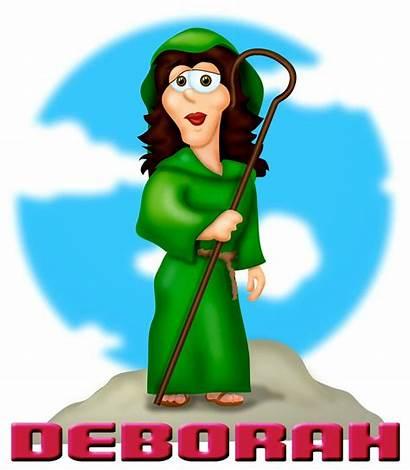 Deborah Judges Bible Characters Judge Prophetess Ruth