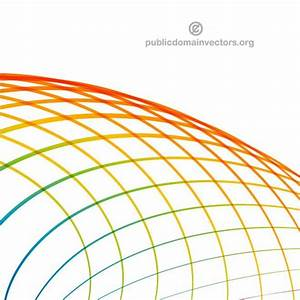 RAINBOW LINES VECTOR BACKGROUND - Download at Vectorportal