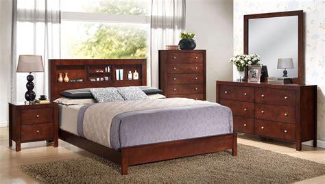 Bookcase Bedroom Set g2400b bookcase bedroom set by furniture furniturepick