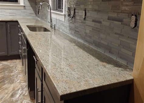 Ivory Fantasy Granit Arbeitsplatten Granit