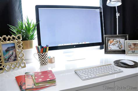 how to organize desk iheart organizing uheart organizing a delightfully