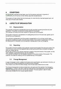 the outsourcing contract or outsource contract and agreement With outsourcing contract template